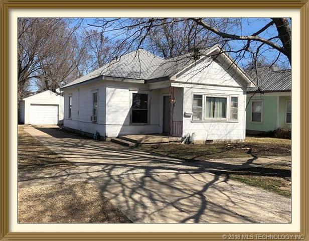 117 E Seminole Avenue, Nowata, OK 74048 (MLS #1807121) :: Brian Frere Home Team