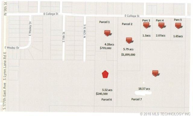 1217 E College Street #2, Broken Arrow, OK 74012 (MLS #1812607) :: Hopper Group at RE/MAX Results