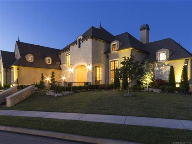 8005 S Guthrie Avenue, Tulsa, OK 74132 (MLS #1817925) :: Brian Frere Home Team