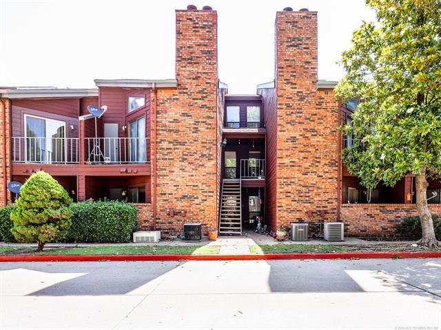 6737 S Peoria Avenue B208, Tulsa, OK 74136 (MLS #1818540) :: Brian Frere Home Team