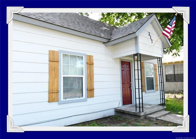 317 W 13th Street, Ada, OK 74820 (MLS #1821411) :: Brian Frere Home Team