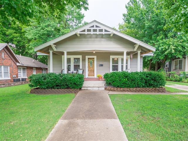 1607 S Jamestown Avenue, Tulsa, OK 74112 (MLS #1825179) :: Hopper Group at RE/MAX Results