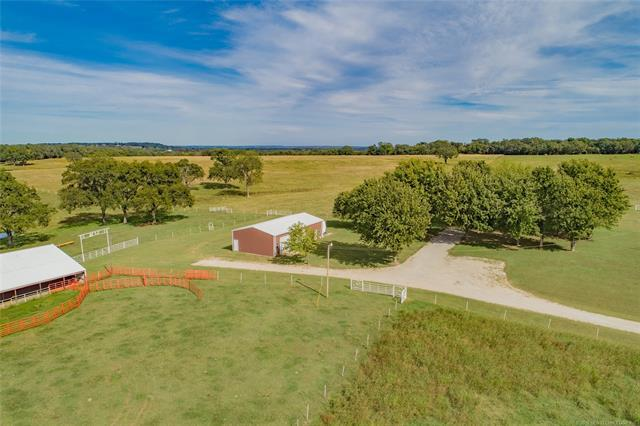 378050 E 1030 Road, Okemah, OK 74859 (MLS #1835319) :: Hopper Group at RE/MAX Results