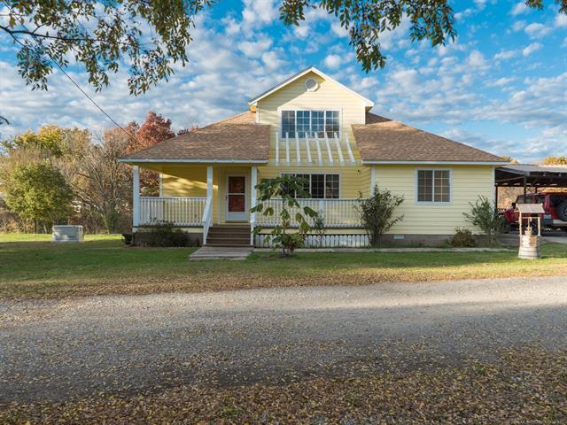1534 N Melton Road, Jay, OK 74346 (MLS #1844406) :: American Home Team