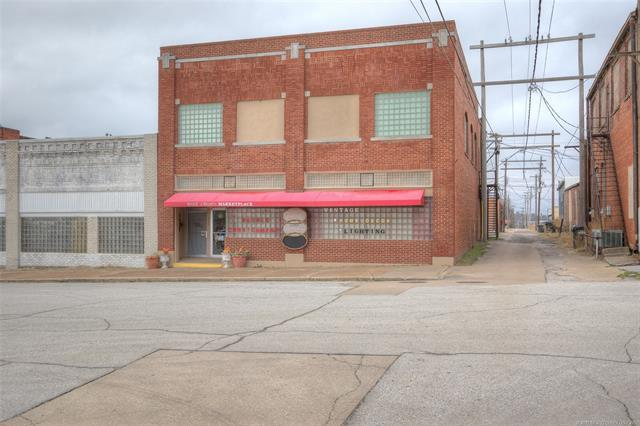 115 S 5th Street, Henryetta, OK 74437 (MLS #1845046) :: Hopper Group at RE/MAX Results