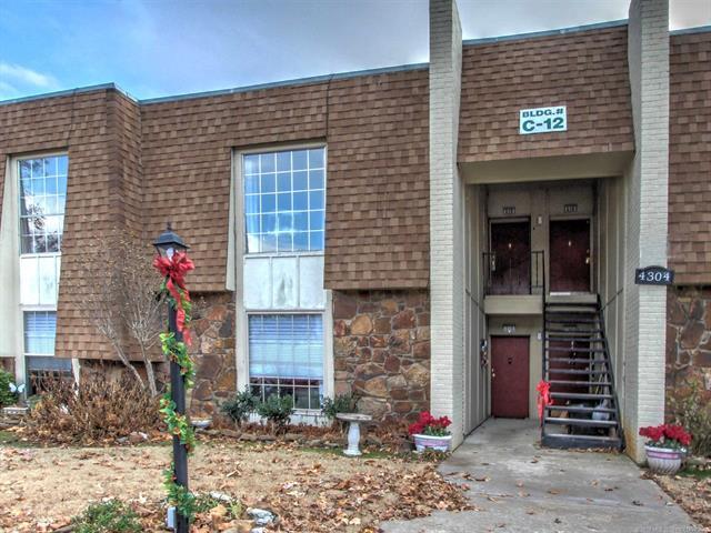 4304 E 67th Street #659, Tulsa, OK 74136 (MLS #1845286) :: Hopper Group at RE/MAX Results