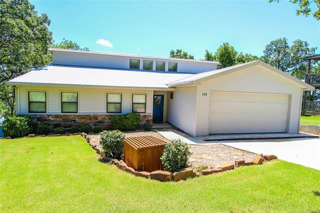 144 Nakomis Circle, Canadian, OK 74425 (MLS #1911321) :: Hopper Group at RE/MAX Results