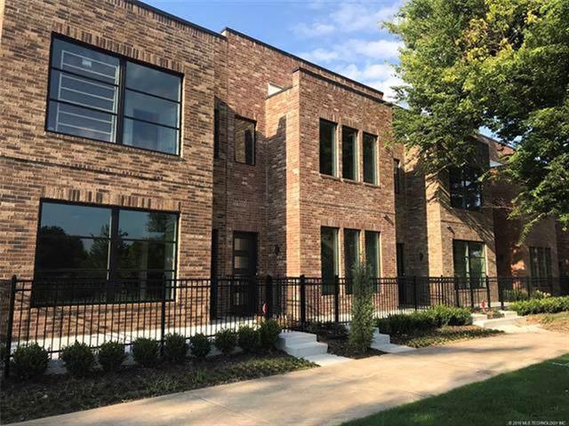1141 E 7th Street #1141, Tulsa, OK 74120 (MLS #1918592) :: Hopper Group at RE/MAX Results