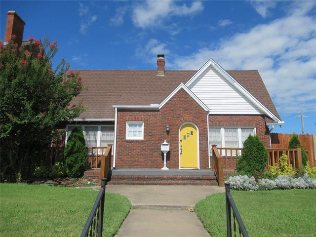 1506 S Florence Place, Tulsa, OK 74104 (MLS #1925721) :: Hopper Group at RE/MAX Results