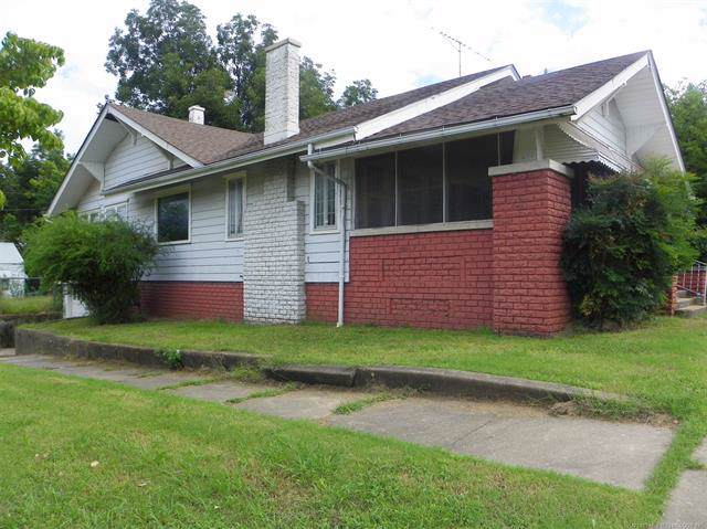 352 N Pine Street, Nowata, OK 74048 (MLS #1934749) :: 918HomeTeam - KW Realty Preferred