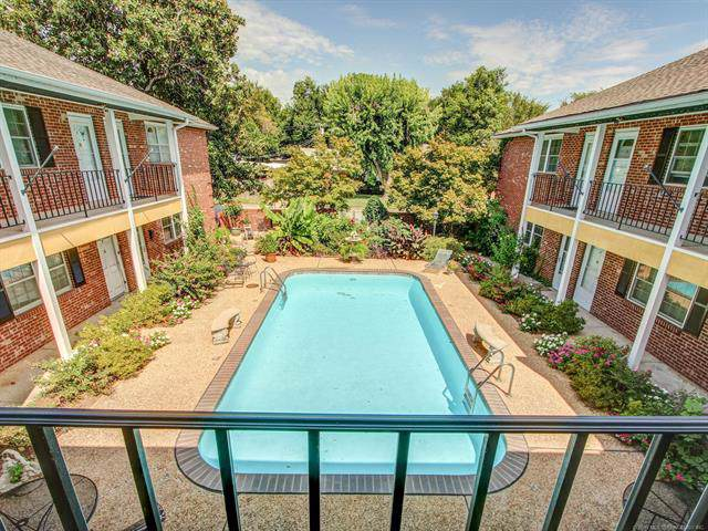 3701 Riverside Drive #14, Tulsa, OK 74105 (MLS #1935313) :: 918HomeTeam - KW Realty Preferred