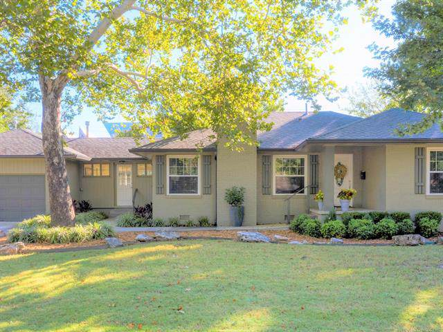 3447 S Gary Place, Tulsa, OK 74105 (MLS #1936530) :: Hopper Group at RE/MAX Results