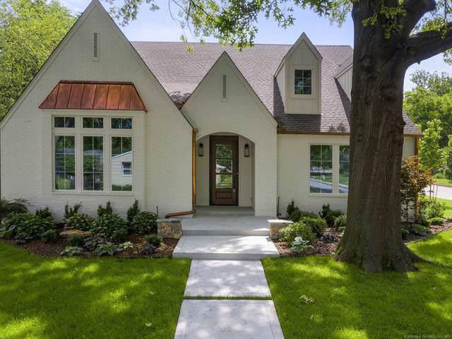 3849 S Rockford Avenue, Tulsa, OK 74105 (MLS #1936869) :: 918HomeTeam - KW Realty Preferred