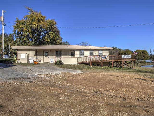 178 Lewis Drive, Adair, OK 74330 (MLS #1939202) :: 918HomeTeam - KW Realty Preferred