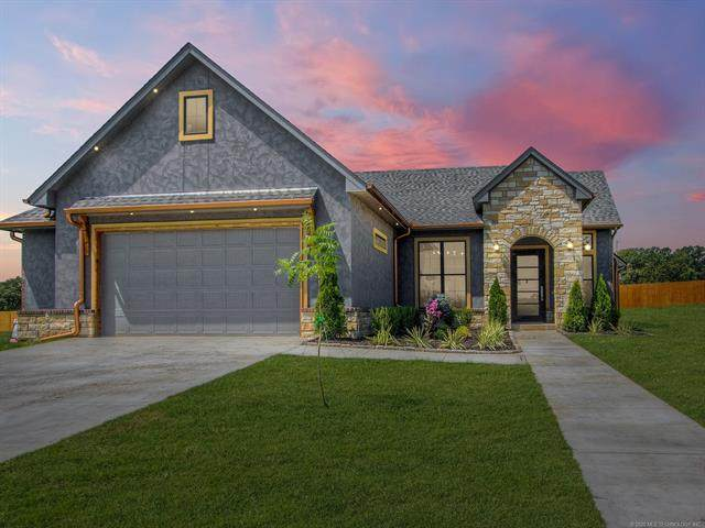 600 W Northlake Drive, Tahlequah, OK 74464 (MLS #1942445) :: Hopper Group at RE/MAX Results