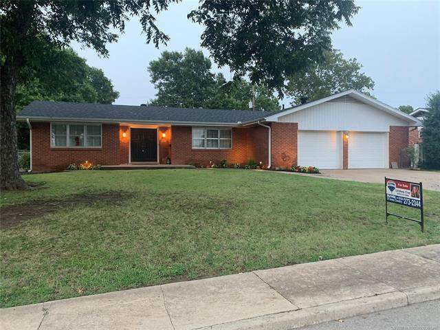 5518 Cornell Drive, Bartlesville, OK 74006 (MLS #2000484) :: Hopper Group at RE/MAX Results
