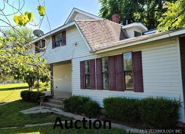 209 N C. Avenue, Oilton, OK 74052 (MLS #2001703) :: Active Real Estate