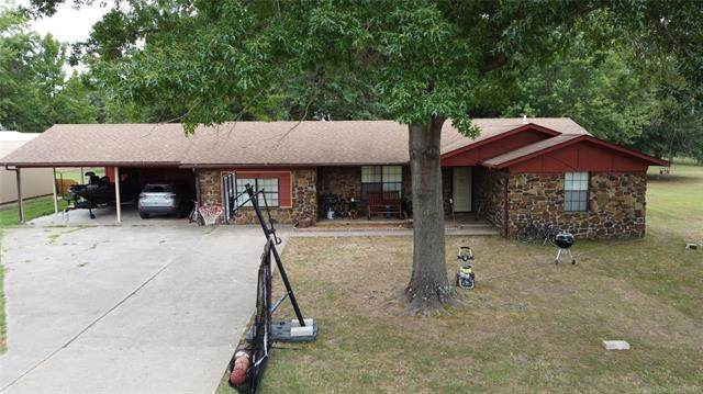 403 NW J Street, Stigler, OK 74462 (MLS #2002713) :: Hopper Group at RE/MAX Results