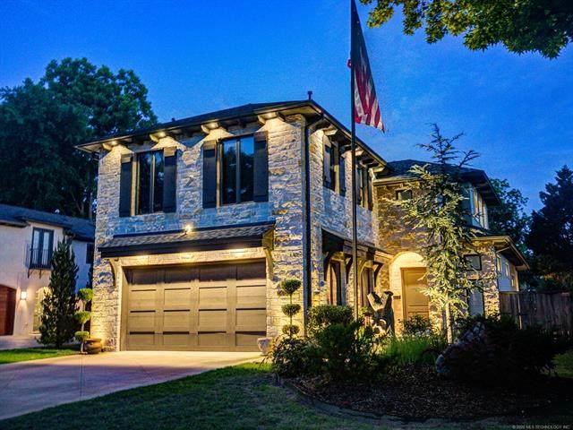 1436 E 33rd Street, Tulsa, OK 74105 (MLS #2007606) :: 918HomeTeam - KW Realty Preferred