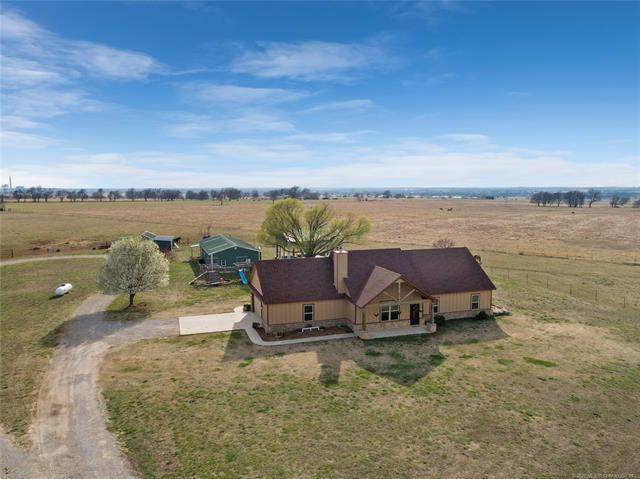 8900 E 370 Road, Oologah, OK 74053 (MLS #2009898) :: Hopper Group at RE/MAX Results