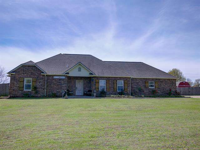 1780 Woodview Drive, Sperry, OK 74073 (MLS #2011569) :: Hopper Group at RE/MAX Results