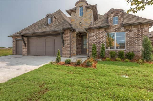 12905 S 6th Street, Jenks, OK 74037 (MLS #2012228) :: Active Real Estate