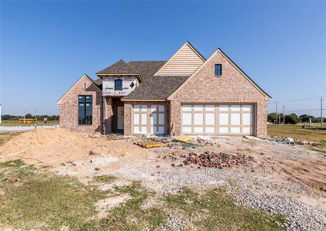 9501 E 132nd Street S, Bixby, OK 74008 (MLS #2014418) :: Active Real Estate