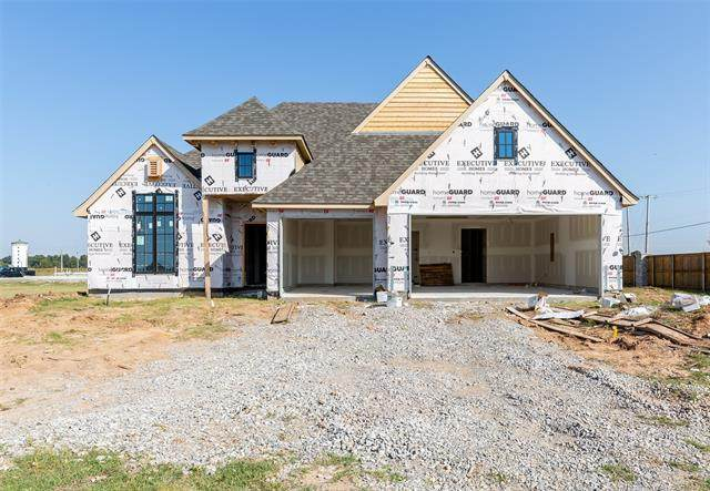 9505 E 133rd Street S, Bixby, OK 74008 (MLS #2014419) :: Active Real Estate