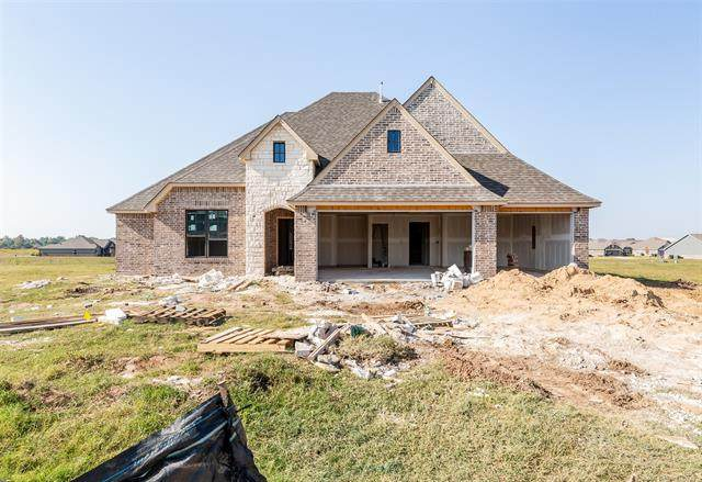 13217 S 96th East Avenue, Bixby, OK 74008 (MLS #2014420) :: Active Real Estate