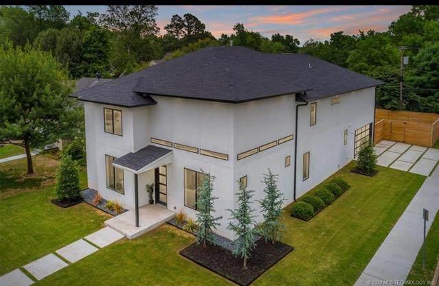 1404 E 36th Place, Tulsa, OK 74105 (MLS #2016925) :: 918HomeTeam - KW Realty Preferred