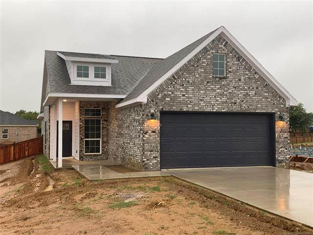 197 Cottonwood Circle, Calera, OK 74730 (MLS #2017247) :: Active Real Estate