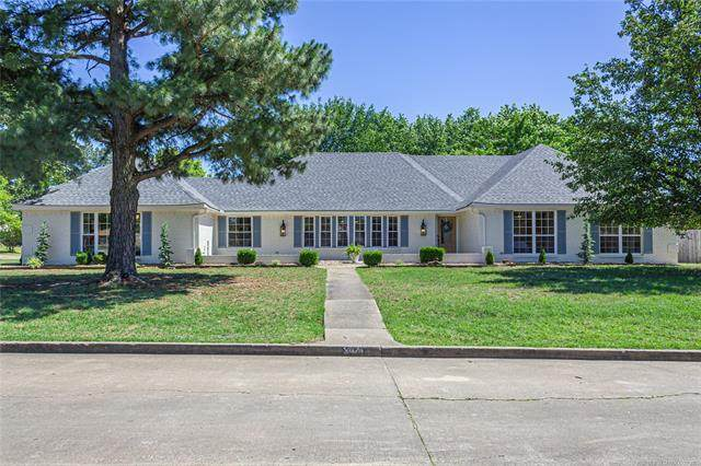 304 Saunier Way, Mcalester, OK 74501 (MLS #2017353) :: Hopper Group at RE/MAX Results