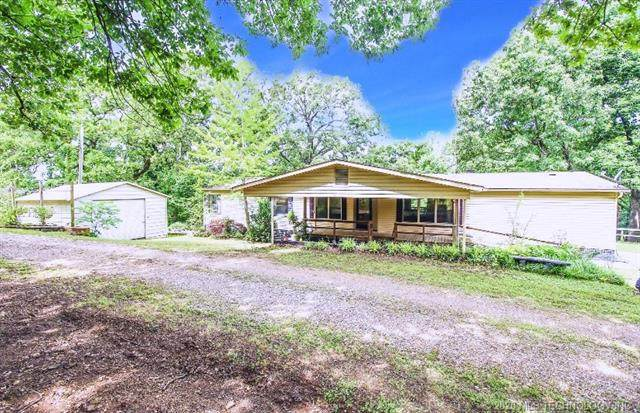 416611 Grizzly Lane, Eufaula, OK 74432 (MLS #2018458) :: Hopper Group at RE/MAX Results