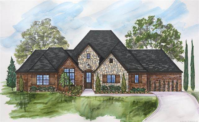 10509 N 86th East Avenue, Owasso, OK 74055 (MLS #2020124) :: Hopper Group at RE/MAX Results