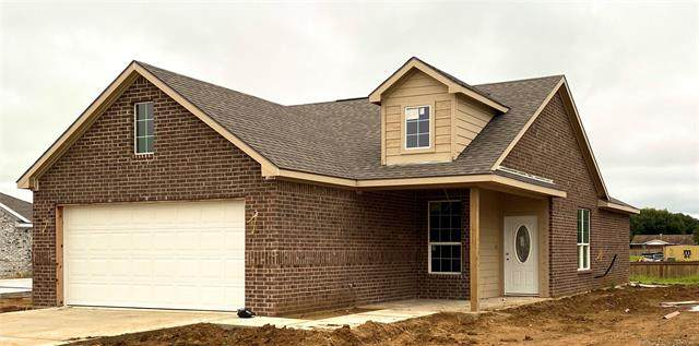 205 Cottonwood Street, Calera, OK 74730 (MLS #2021381) :: Active Real Estate