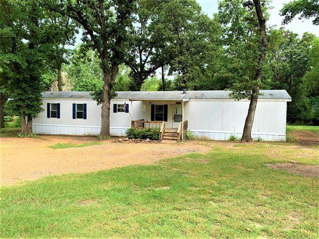 4695 Golden Way, Kingston, OK 73439 (MLS #2022421) :: Active Real Estate