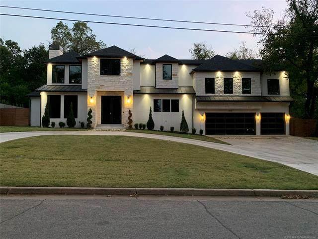 2518 E 26th Street, Tulsa, OK 74114 (MLS #2022689) :: Hometown Home & Ranch