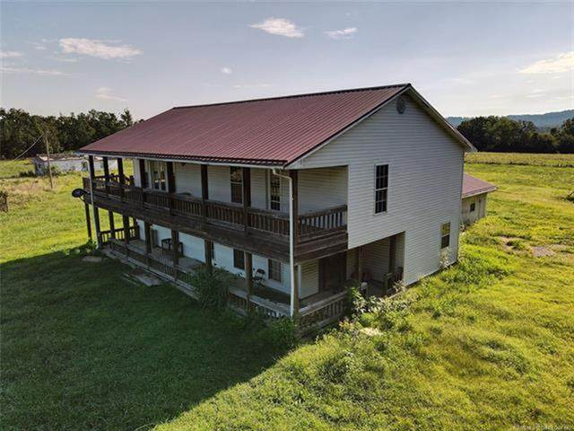 463898 E 828 Road, Stilwell, OK 74960 (MLS #2023168) :: Hopper Group at RE/MAX Results
