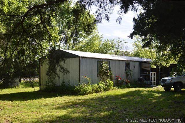 10005 Prairie View Road, Kenefic, OK 74748 (MLS #2023230) :: 918HomeTeam - KW Realty Preferred