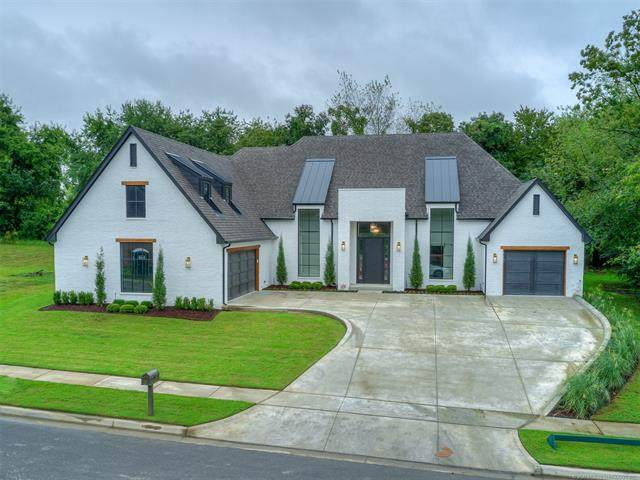 7409 S Chestnut Avenue, Broken Arrow, OK 74011 (MLS #2023585) :: 580 Realty