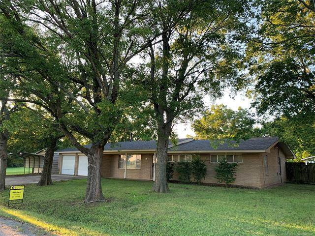 206 W Walnut Street, Coalgate, OK 74538 (MLS #2023706) :: Active Real Estate