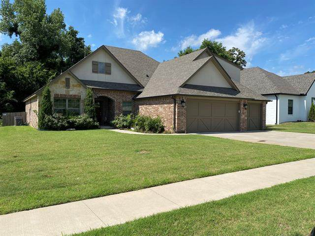 6578 E 119th Street S, Bixby, OK 74008 (MLS #2023768) :: 580 Realty
