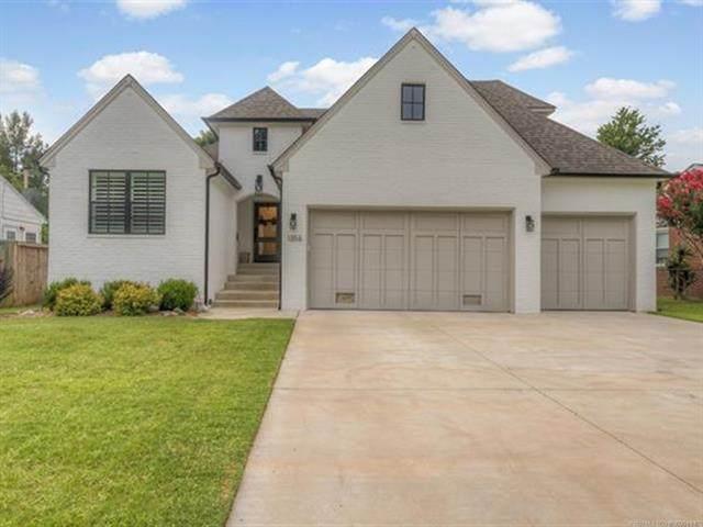 1356 E 45th Place, Tulsa, OK 74103 (MLS #2025367) :: Active Real Estate
