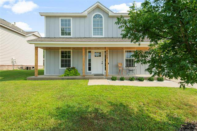 2905 N 2nd Street, Broken Arrow, OK 74012 (MLS #2025720) :: Active Real Estate