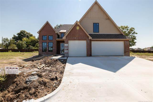 10216 E 121st Court, Bixby, OK 74008 (MLS #2026131) :: RE/MAX T-town