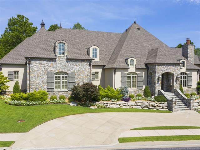 11523 S Oswego Avenue, Tulsa, OK 74137 (MLS #2026339) :: Active Real Estate