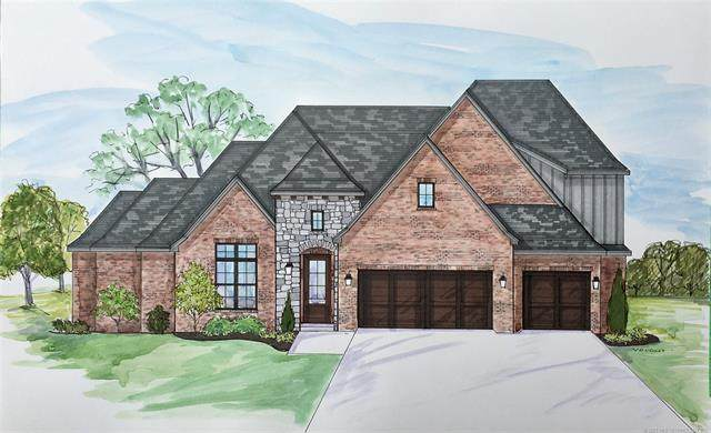 5307 E 123rd Street S, Bixby, OK 74008 (MLS #2026411) :: Hopper Group at RE/MAX Results