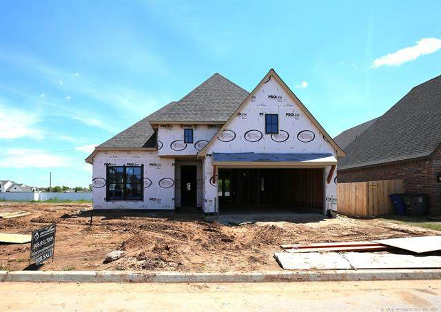 12805 S Oxford Avenue E, Bixby, OK 74008 (MLS #2026542) :: Owasso Homes and Lifestyle