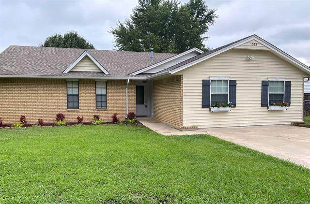 1513 Joseph Lane, Fort Gibson, OK 74434 (MLS #2027337) :: Hopper Group at RE/MAX Results