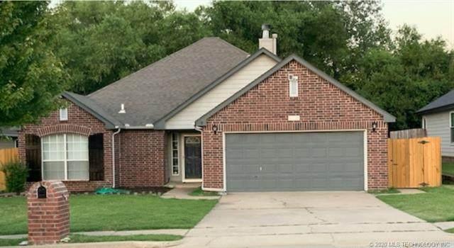 5137 Redbud Drive, Sand Springs, OK 74063 (MLS #2027787) :: Hometown Home & Ranch